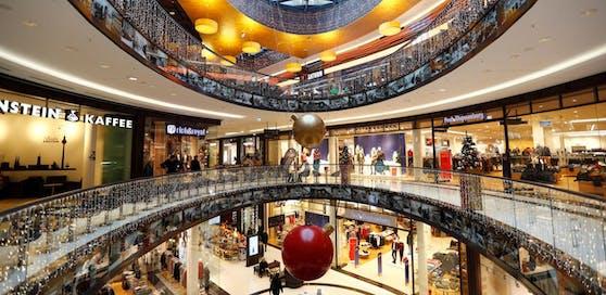 Der Vorfall passierte in der Berliner Mall