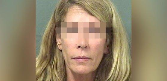 Die 58-Jährige soll versucht haben ihren Schwiegersohn zu überfahren.
