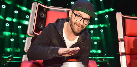 """""""The Voice Kids""""-Coach Mark Forster wechselt zu """"The Voice of Germany""""."""
