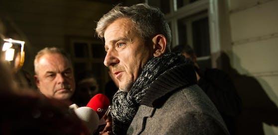 Thomas Bulant ist Gewerkschafter der Pflichtschullehrer der SPÖ-nahen FSG-Fraktion.