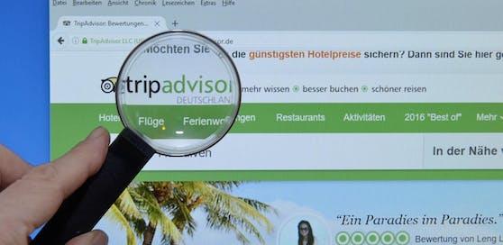 TripAdvisor (Symbolbild)