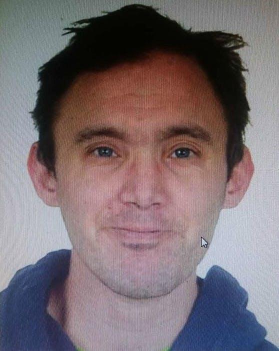 Stefan Wintersteller (31) wird vermisst.