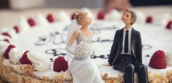 """Geht es nach der FPÖ, dann bleibt die Ehe zwischen Mann und Frau auch weiterhin """"sachlich bevorzugt"""". (Symbolbild)"""