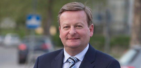 Landesrat Gottfried Waldhäusl (FPÖ).