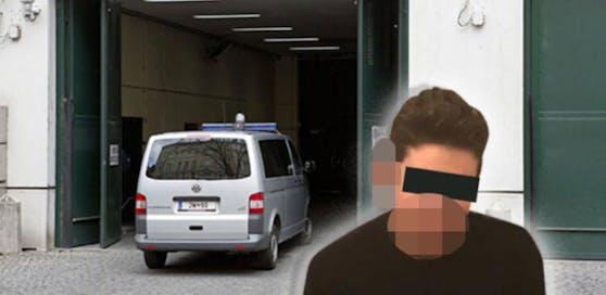 Will nicht mehr mit der Polizei reden: Der mutmaßliche Mädchen-Mörder Robert K.