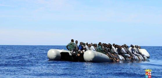 Die EU plant offenbar eine Obergrenze für Zuwanderer aus Nordafrika.