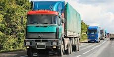 CO2-Steuer lässt Transportkosten um 8 Prozent steigen