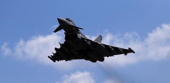 """Eurofighter-Verfahren """"fliegt"""" jetzt der Staatsanwalt davon"""