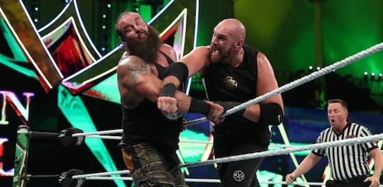 Tyson Fury schlägt Braun Strowman KO