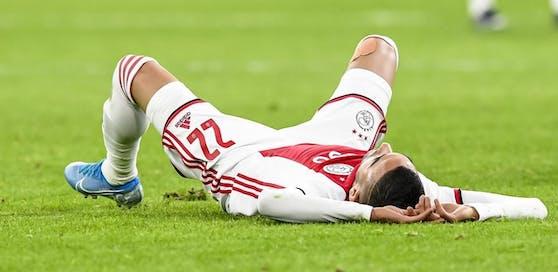 Hakim Ziyech von Ajax Amsterdam