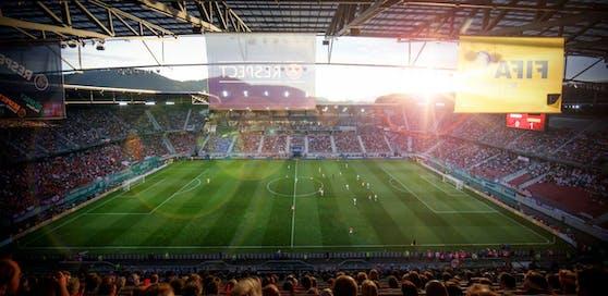 Das Cup-Finale steigt in der Wörthersee-Arena