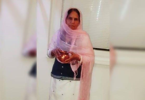 Wer hat die Frau mit indischer Staatsbürgerschaft gesehen?