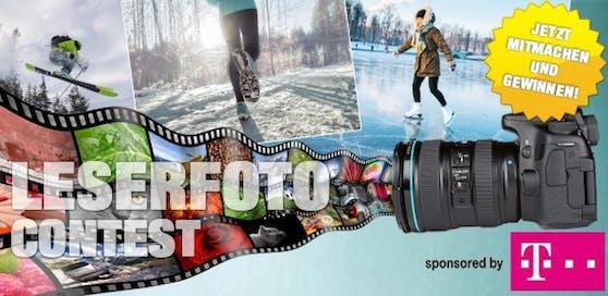 Jetzt am Leserfoto-Contest im Februar & ein Smartphone gewinnen!