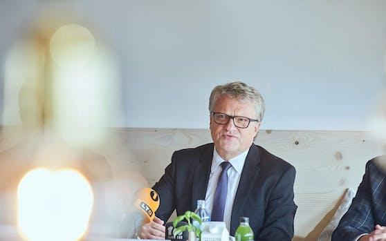 Bürgermeister Klaus Luger braucht in der SPÖ keine Konkurrenz fürchten.