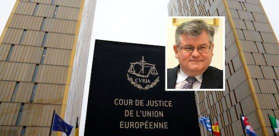 Professor Andreas Kumin wird neuer EuGH Richter.