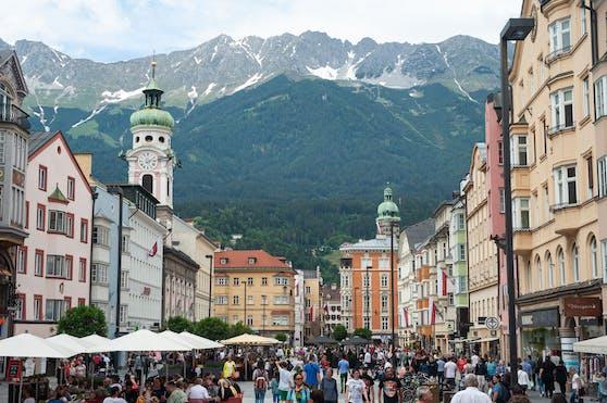 Innsbruck-Stadt ist mit Abstand der teuerste Bezirk Österreichs, zeigt eine neue Analyse.