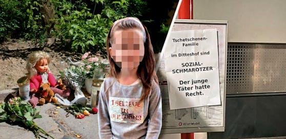 """""""Täter hatte recht"""": Üble Hassparole gegen Mordopfer Hadishat im Wiener Ditteshof"""