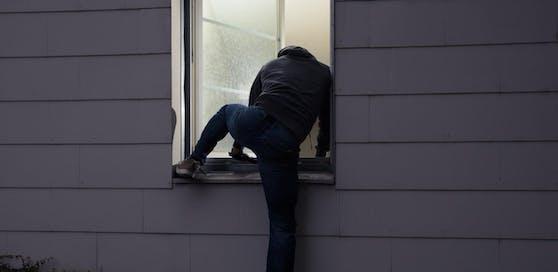 Symbolfoto eines Wohnhauseinbruchs.