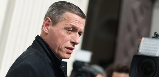 Der Generalsekretär im Justizministerium, Christian Pilnacek