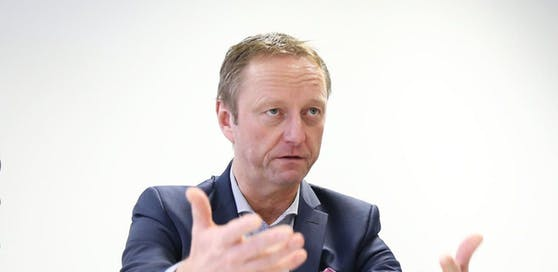 Der burgenländische FPÖ-Landeshauptmann-Stellvertreter Tschürtz