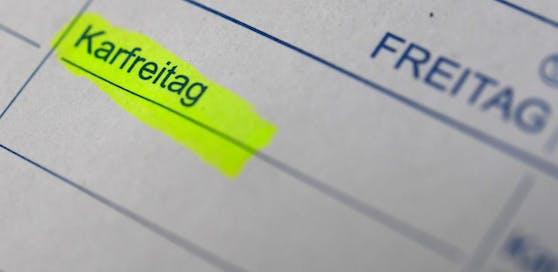 Der Europäische Gerichtshof (EuGH) hat entschieden, dass österreichs Karfreitags-Regelung diskirminierend ist.