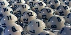 Diese Lotto-Zahlen hatte niemand auf dem Schein