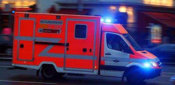 Das Unglück ereignete sich in Alpirsbach (Baden-Württemberg).