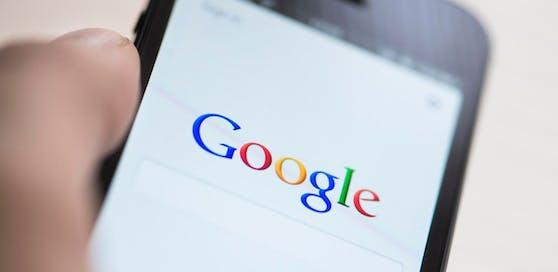 Google muss sich Kritik gefallen lassen. (Symbolbild)