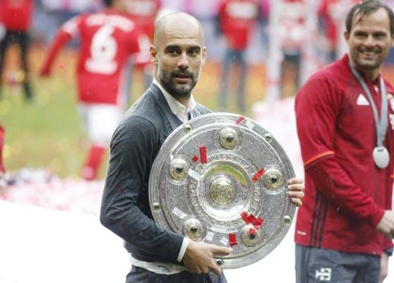 Die Bayern träumen vom Comeback von Pep Guardiola.