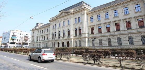 Am Landesgericht Graz wurde dem Asylwerber der Prozess gemacht.