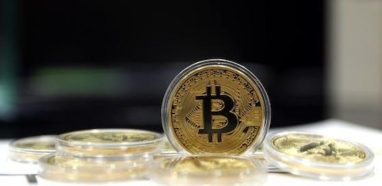 Die Digitalwährung weiter im Sinkflug.