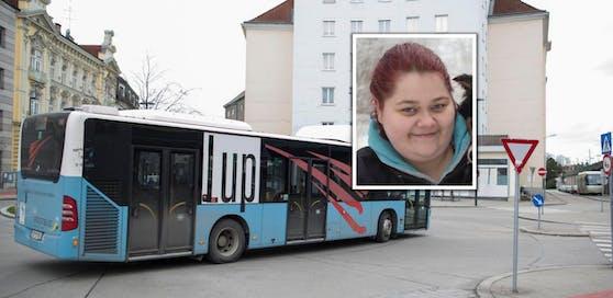Natalie D. (23) ärgert sich über den Busfahrer.