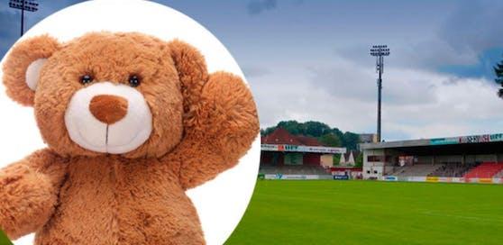 Das Stadion in Steyr soll per Verlosung einen neuen Namen erhalten.