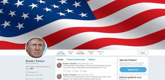 Trumps Erfolgsrezept: Twitter