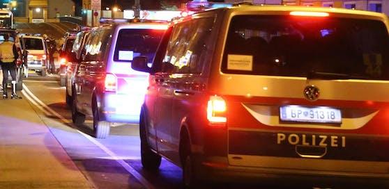 Die Polizie sprach die vorläufige Festnahme gegen den 40-Jährigen aus.