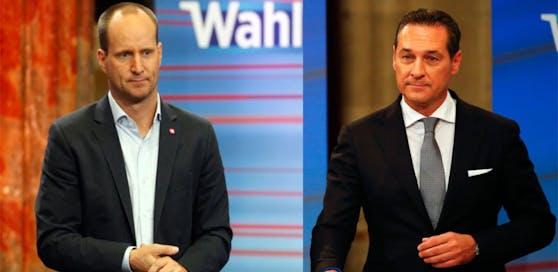 NEOS-Chef Strolz würde keine Koalition mit der FPÖ eingehen