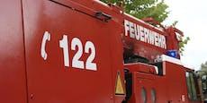 Höchste Alarmstufe bei Großbrand im Bezirk Krems