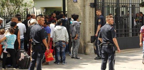 Die Korruptionsstaatsanwaltschaft ermittelt gegen den Berater eines Asylvereines.