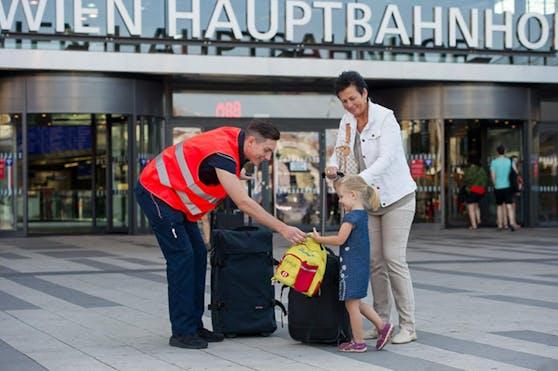 Die ÖBB-Dienstmänner wird man am Hauptbahnhof nicht mehr sehen.