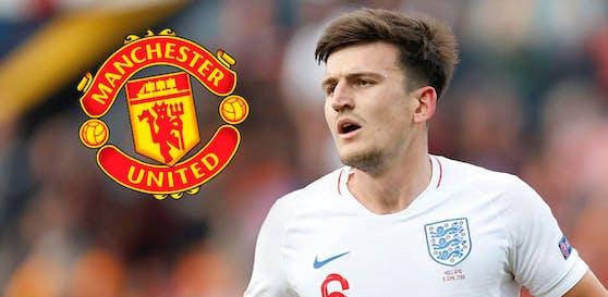 Harry Maguire wechselt zu Manchester United