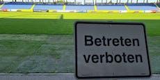 Rapids Saisonauftakt in der 2. Liga wurde abgesagt