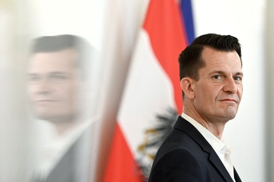 Gesundheitsminister Wolfgang Mückstein (Grüne).