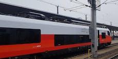 Arbeiter (44) in St. Pölten von Zug erfasst und getötet