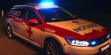 Kleinlaster rammte Zug, Lenker starb am Unfallort