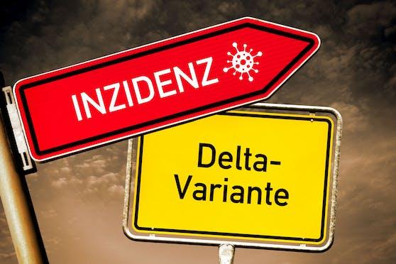 Die Zahl der Länder, in denen die Delta-Variante nachgewiesen wird, steigt.