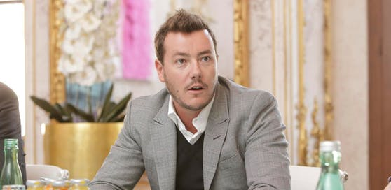 René Benko wird Möbelhändler.