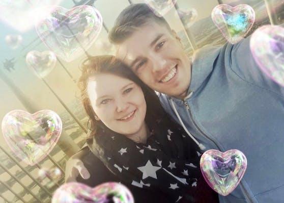 """""""Liebe kennt keine Grenzen"""": Michaela und ihr Marcel sind trotz Altersunterschieds von neun Jahren wunschlos glücklich!"""