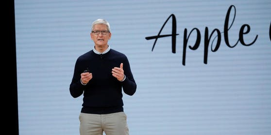 Tim Cook, Chef von Apple