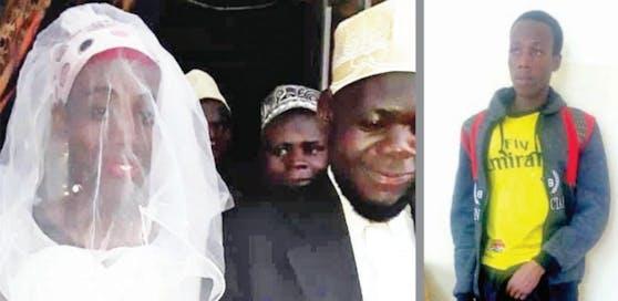 Islamischer Imam heiratet aus Versehen einen Mann.