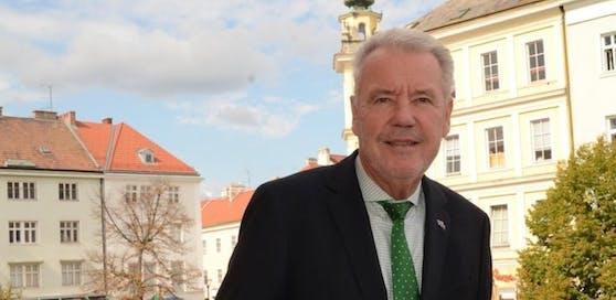 Klaus Schneeberger (VP)
